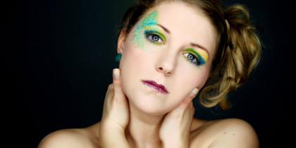 Make up goes fantastic / Mixed